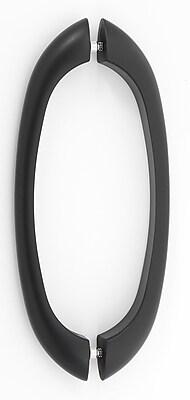 Alno 8'' Center Arch Pull; Bronze