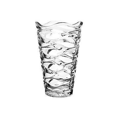 Syndicate Sales Laguna Vase; 8.75'' H x 5.5'' W x 5.5'' D