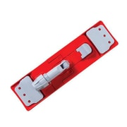 Unger Restroom Mop Holder in Red