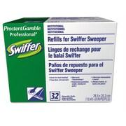 SWIFFER Dry Refill System, 32/Box