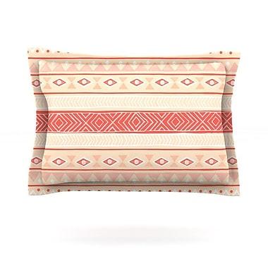 KESS InHouse Mojave by Skye Zambrana Featherweight Pillow Sham; Queen