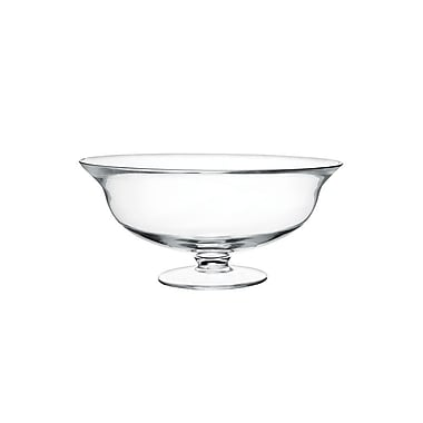Syndicate Sales Grand Estate Footed Decorative Bowl