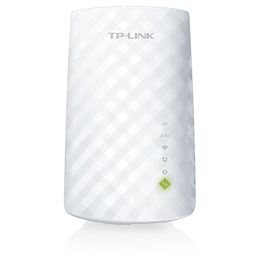 TP-Link AC750 Wireless Universal Wall Plug Range Extender (RE200)