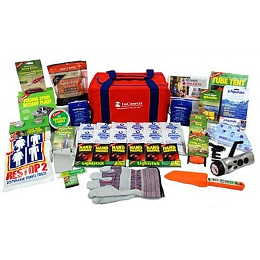 Deluxe 72 Hour Survival Kit, 2 Person