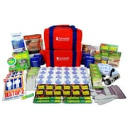 Deluxe 72 Hour Survival Kit, 4 Person