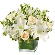 What A Bloom Peace, Prayers and Blessings Basket Arrangements