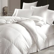 Maison Condelle Urban-Microfiber Feather Fill Duvet, White