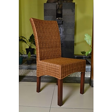 International Caravan Bali Dining Side Chair (Set of 2)