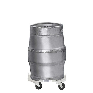 Channel Manufacturing 300 lb. Capacity keg Furniture Dolly