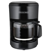 Proctor-Silex 10-Cup Coffeemaker; Black