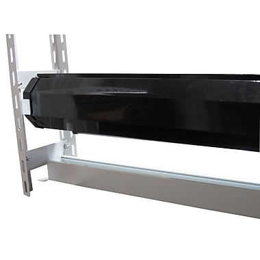 Elite Screens Ceiling Trim kit with ceiling mount for Seres Electric Screens (ZCTE84H)