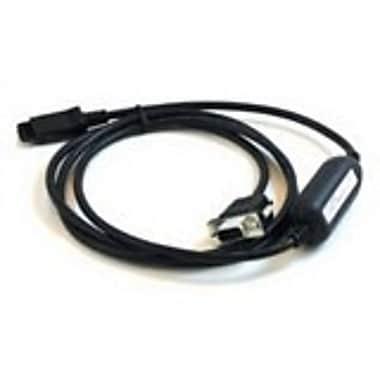 Wasp – Câble avec bloc d'alimentation et interface série RS232 pour lecteur de codes à barres WDT2200