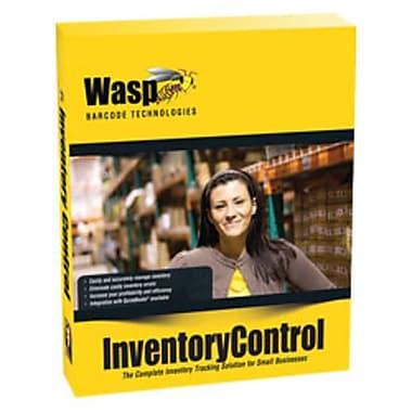 Wasp – Mise à jour du logiciel de contrôle des stocks standard à Icv7 Pro