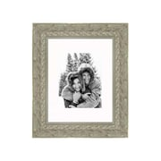 Frames By Mail 11'' x 14'' Frame in Silver Ornate