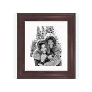 Frames By Mail 8'' x 10'' Rustic Pitted Frame in Cherry