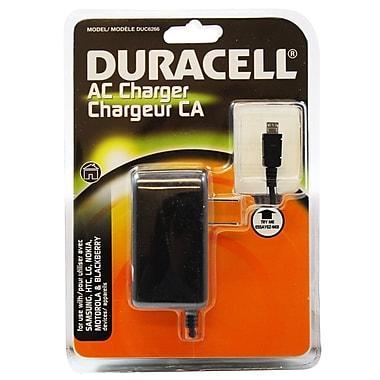 Duracell® Micro AC Charger for Most Devices