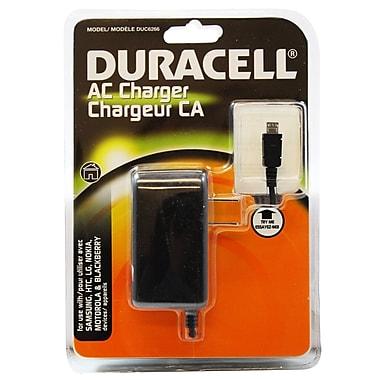 Duracell® - Chargeur Micro CA pour la plupart des dispositifs