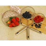 Cook Pro 3 Piece Wired Strainer Set