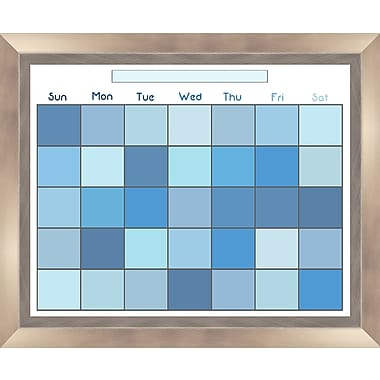 PTM Images Cassie Wall Mounted Dry Erase Board