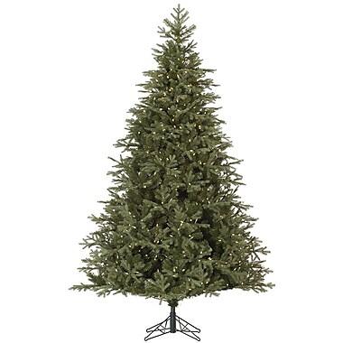 Vickerman Elk Frasier 4.5' Green Fir Artificial Christmas Tree w/ 250 LED White Lights