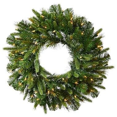 Vickerman Cashmere Wreath; 24''