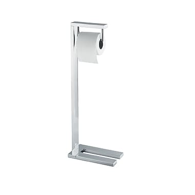 WS Bath Collections Demetra Free Standing Toilet Paper Holder