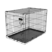 Ruff Maxx Wire Dog Crate; (27'' H X 24'' W X 36'' L