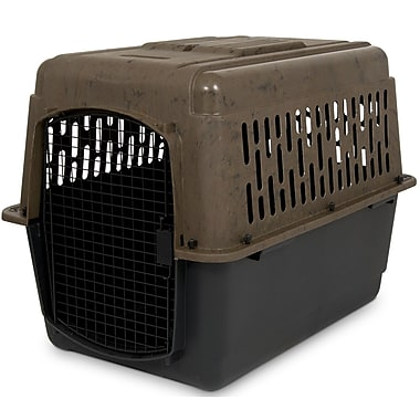 Ruff Maxx Portable Dog Crate/Carrier; (30'' H X 27'' W X 40'' L)
