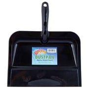 Superior Performance Dustpan; Black