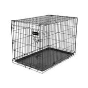Ruff Maxx Wire Dog Crate; (24'' H X 21'' W X 30'' L)