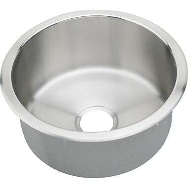 Elkay Mystic 18.38'' x 18.38'' Kitchen Sink
