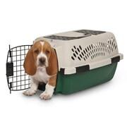 Ruff Maxx Plastic Dog Crate/Carrier; 19'' (19'' H x 12.5'' W x 10'' L)