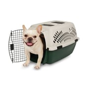 Ruff Maxx Plastic Dog Crate/Carrier; 26'' (26'' H x 18.5'' W x 16'' L)