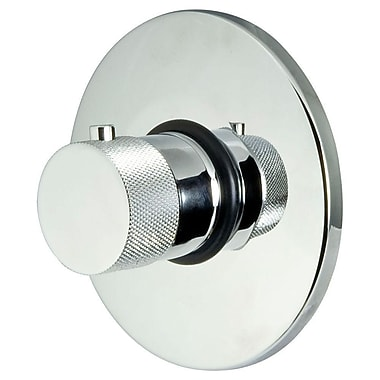 Pfister Volume Control Shower Faucet Trim Only; Polished Chrome