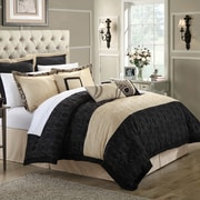 Chic Home Turin 12 Piece Comforter Set; Queen