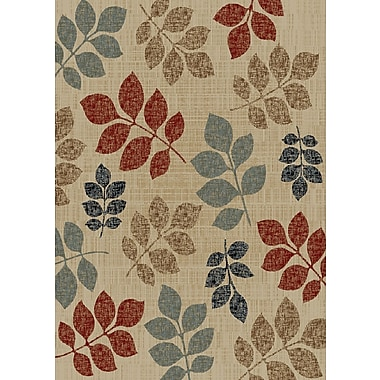 Mayberry Rug Timeless Leaves of Color Area Rug; 8' x 10'