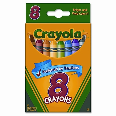 Crayola Classic Color Pack Crayons (8/Box)