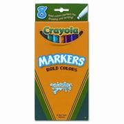 Crayola Washable Fine Point Markers (8/Set)