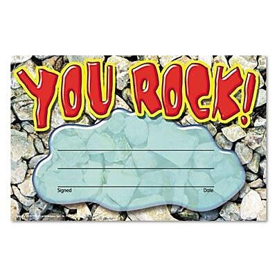 Trend Enterprises You Rock Recognition Award