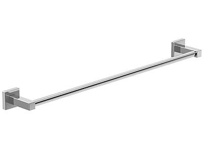 Symmons Duro 18'' Wall Mounted Towel Bar; Chrome