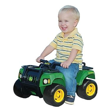 Tomy John Deere Buck Push/Scoot ATV