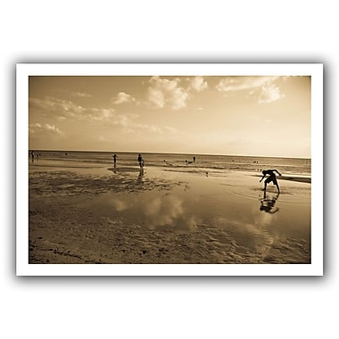 ArtWall '0397' by Lindsey Janich Photographic Print on Wrapped Canvas; 28'' H x 40'' W