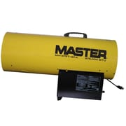Master 375,000 BTU Portable Propane Forced Air Utility Heater w/ Thermostat