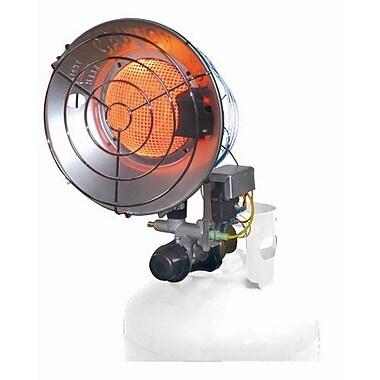 Master 16,000 BTU Portable Propane Radiant Tank Top Heater