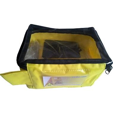Astroplast – Trousse de nettoyage de déversements de matières contaminées, poudre absorbante pour les liquides biologiques
