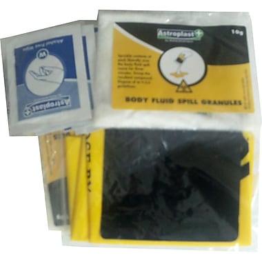 Astroplast – Trousse de nettoyage de déversements de matières contaminées, recharge de produits