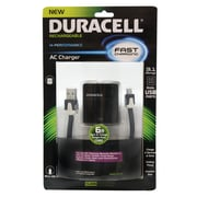 Duracell® USB Micro AC Charger with Micro Cable