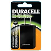 Duracell® 1 Amp Mini USB AC Charger Cable