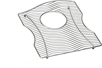 Elkay 12.25'' x 15.06'' Bottom Sink Grid; Right WYF078276258697