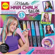 Alex Toys® Metallic Hair Chalk Salon Kit